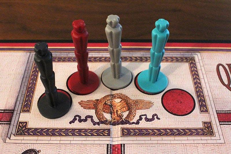 ボードゲーム「QUO VADIS?」の元老院