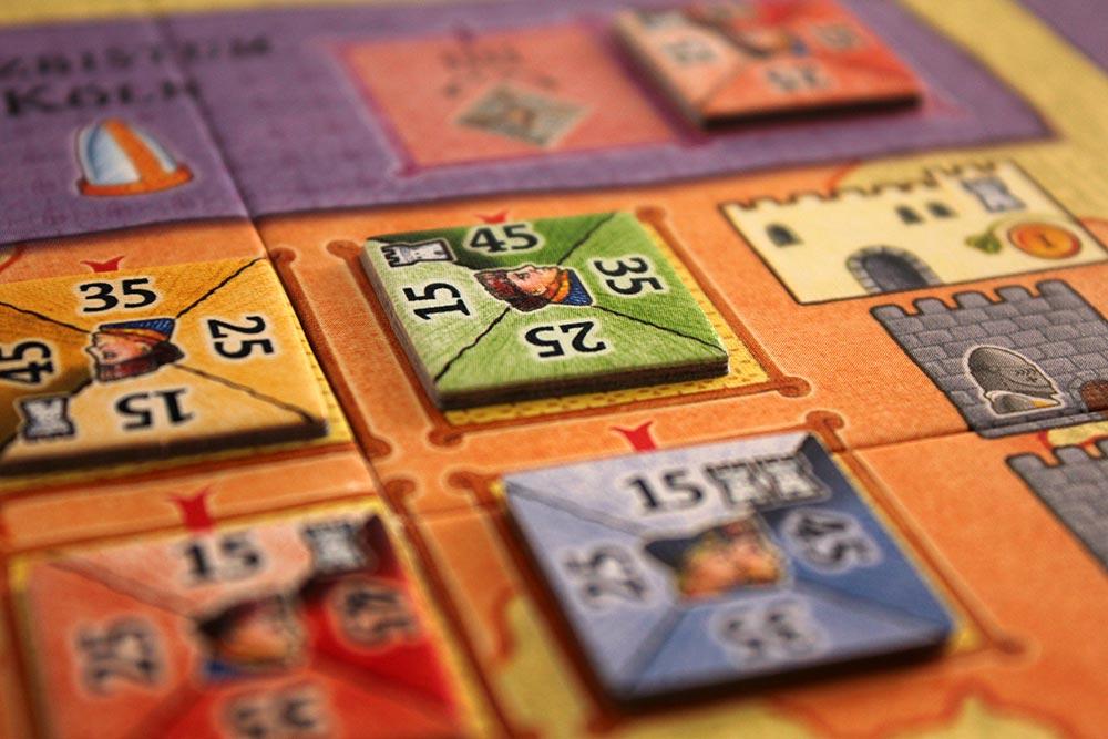 ボードゲーム「皇帝の影」の選帝候国と貴族
