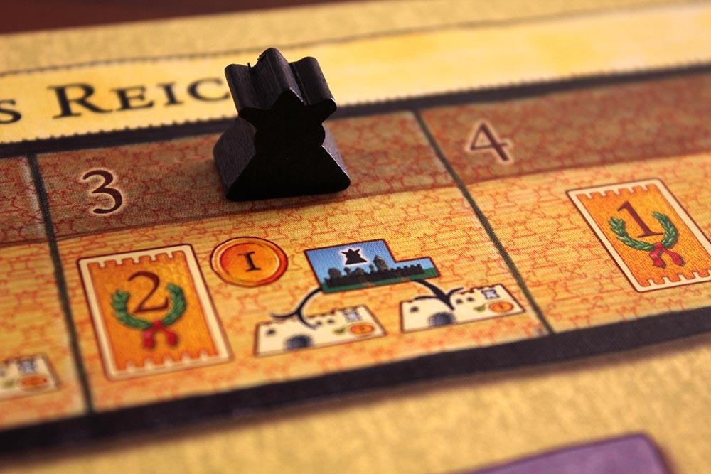 ボードゲーム「皇帝の影」の皇帝
