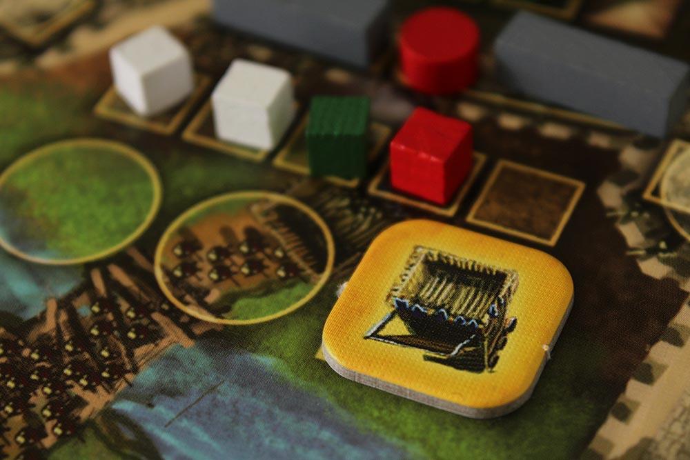 ボードゲーム「Stronghold」の攻城塔