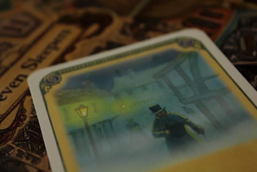 ボードゲーム『ディスクワールド: アンク・モルポーク』のFOGカード