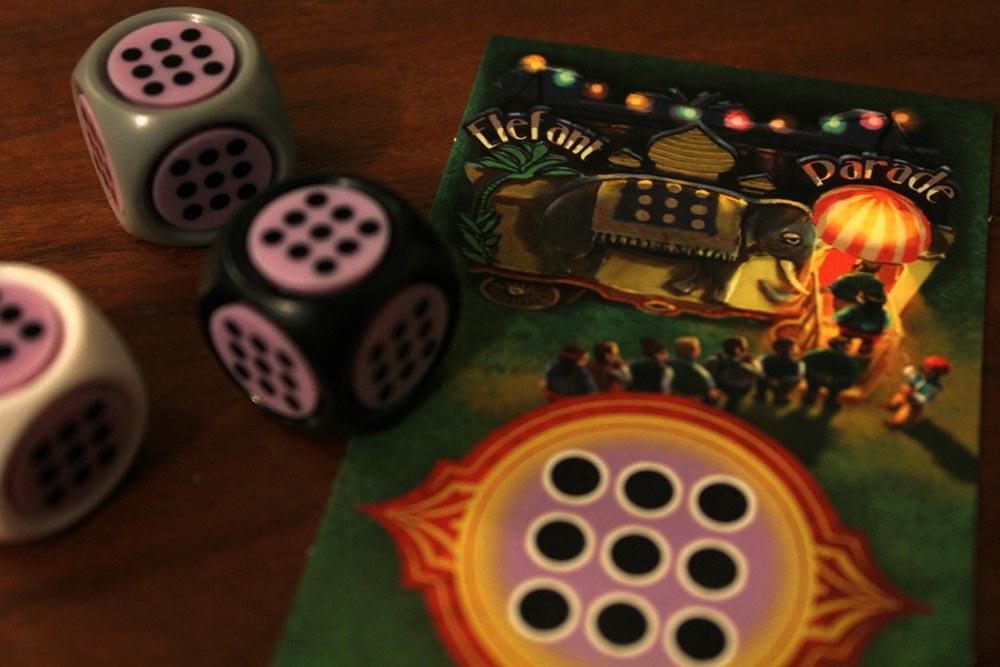 ボードゲーム「ラットルボーン」の1〜9面