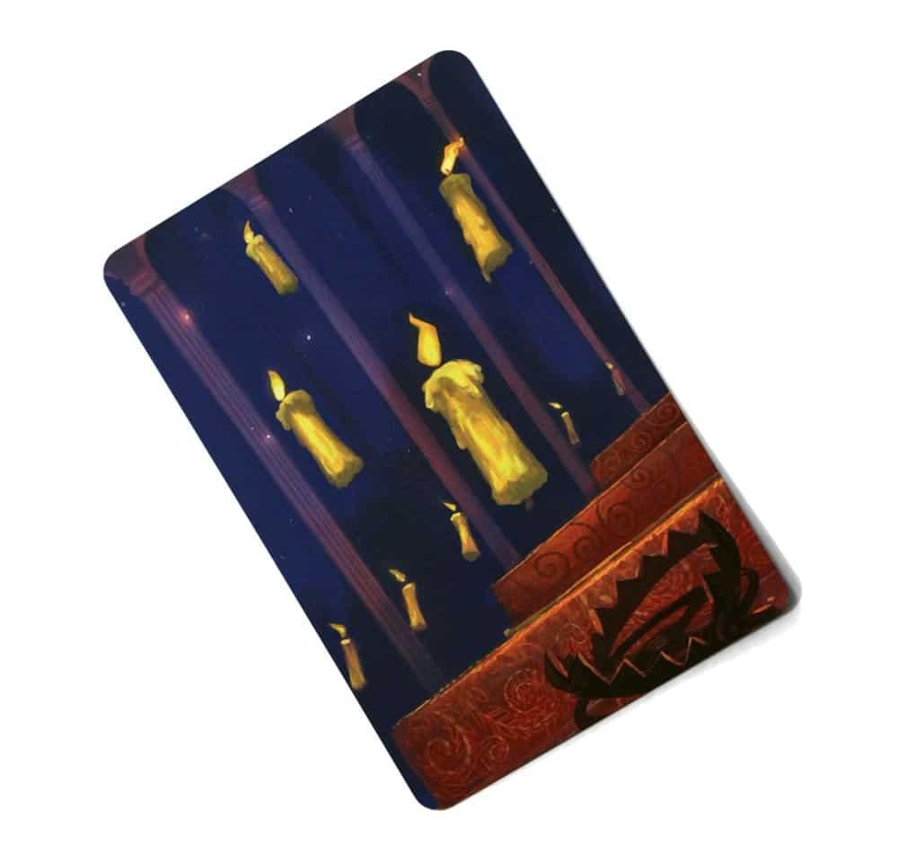 ボードゲーム「ミステリウム」のカード