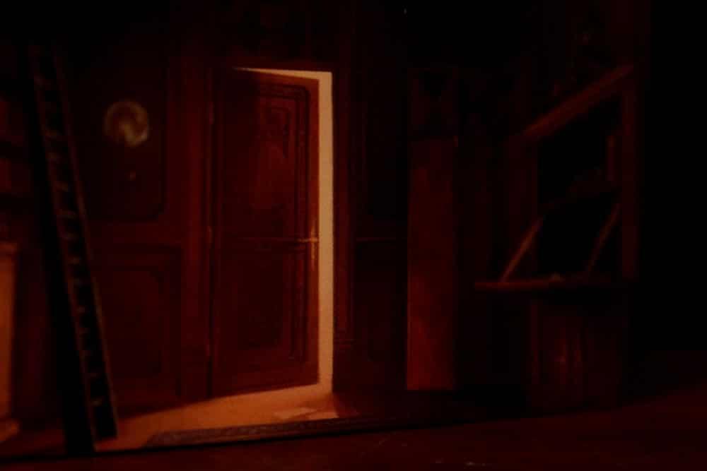 ボードゲーム「ミステリウム」のドアのイラスト