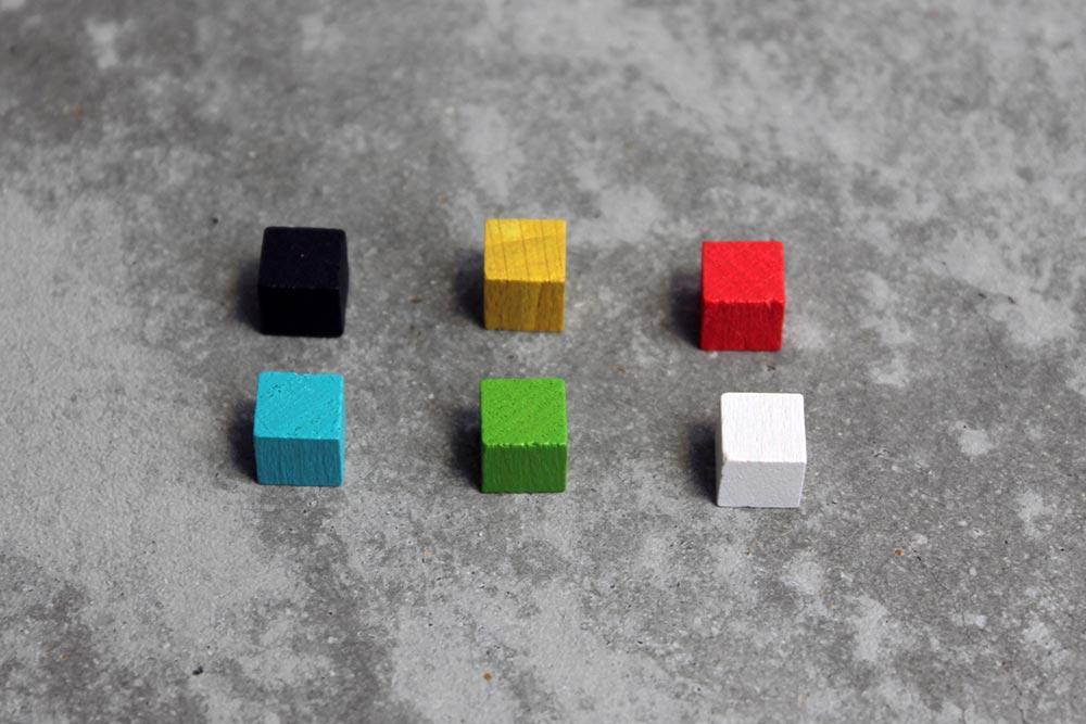 キューブ型駒