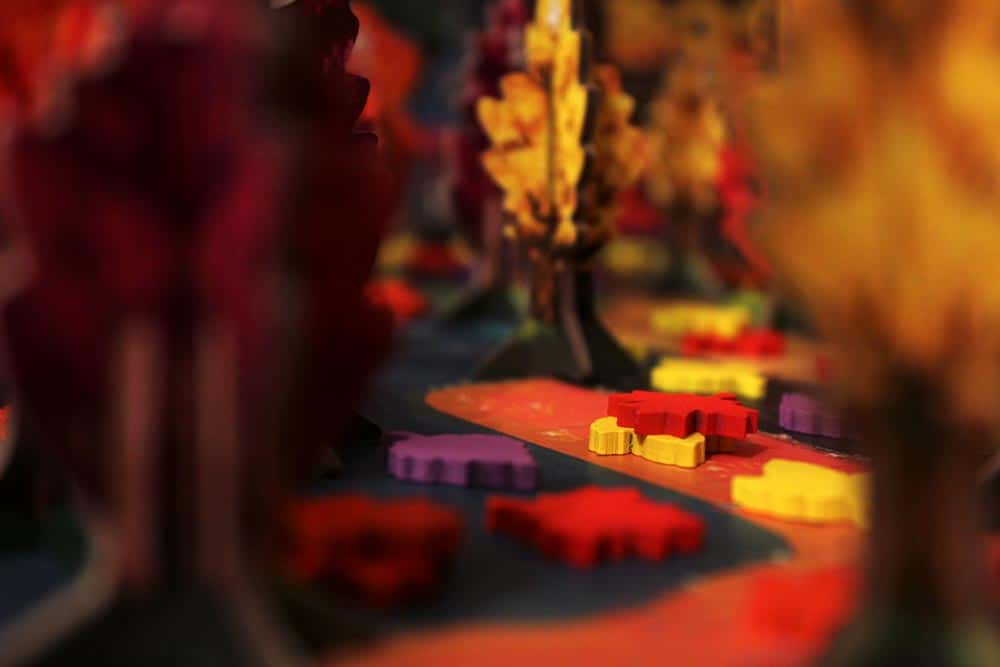 ボードゲーム「BOSK」の秋のイメージ2