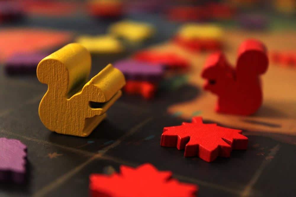 ボードゲーム「BOSK」の秋のイメージ3