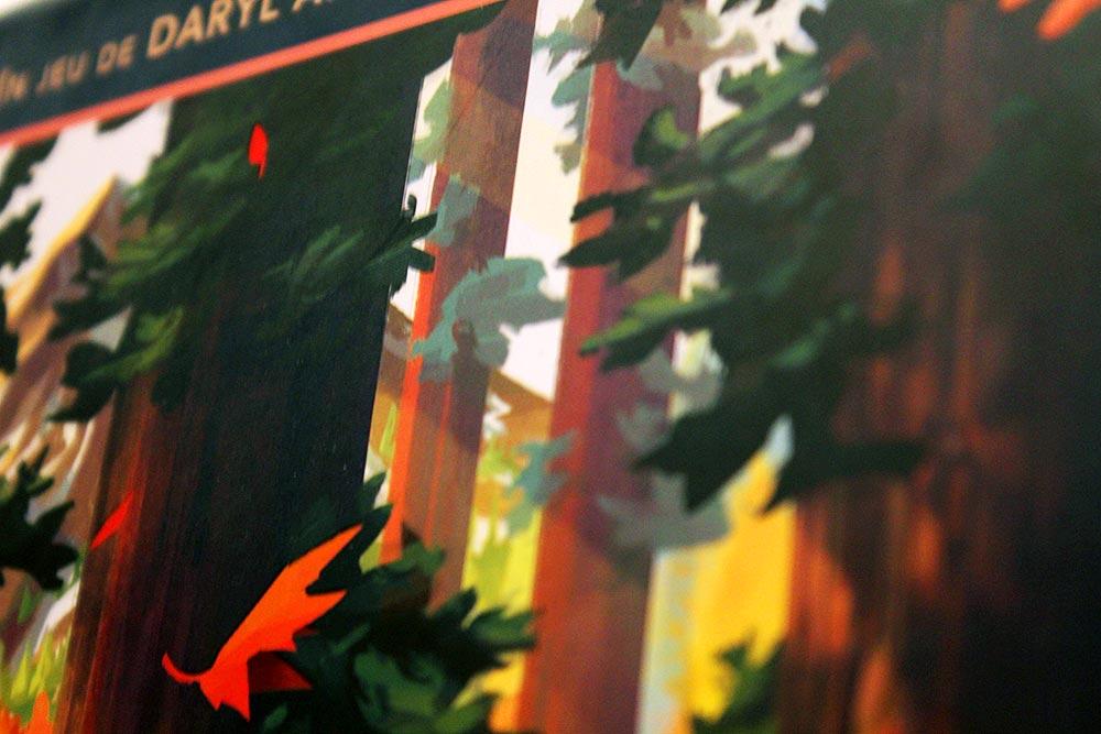 ボードゲーム「BOSK」の夏のイメージ2