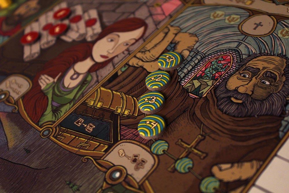 ボードゲーム「フューダム」のギルド
