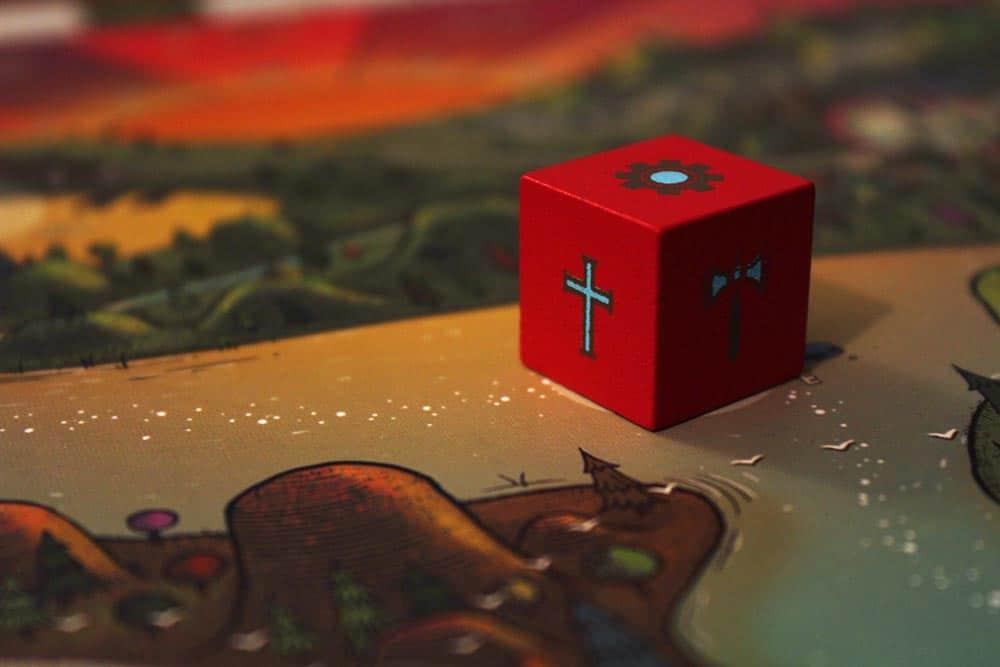 ボードゲーム「フューダム」の手駒